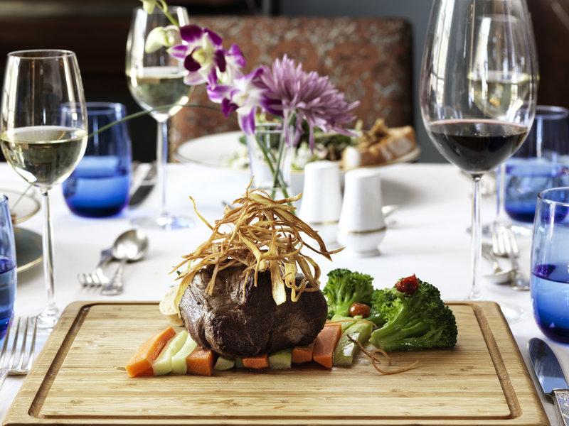 La Maison Bleue El Gouna Steak
