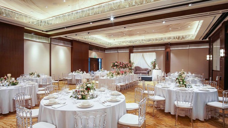 Nilaya Ballroom Wedding