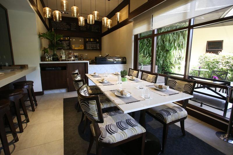 Amra Deli Dining Area