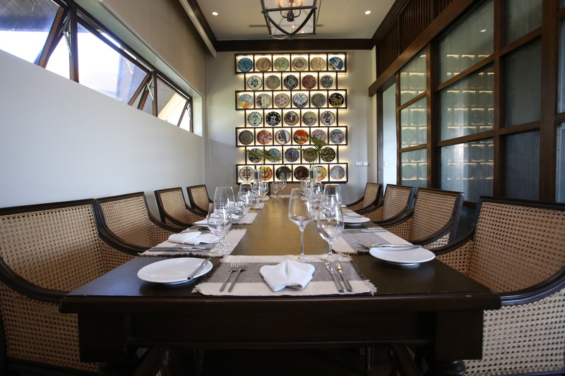 Samira Restaurant Private Dining