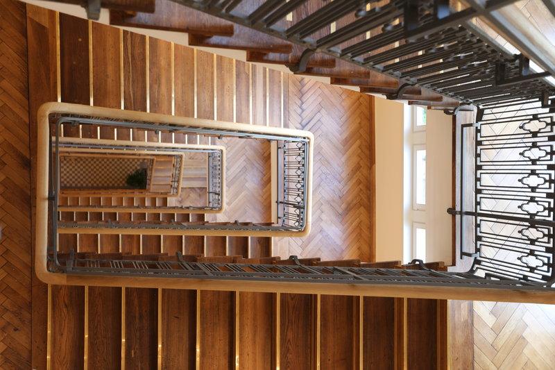Orania Berlin Stairwell