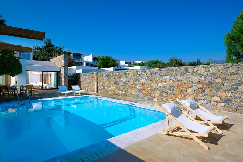 Club Villa 2Bedroom Private Pool Seafront