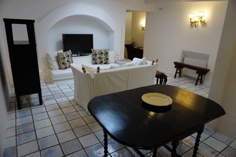 Suite Degli Ulivi Living Room