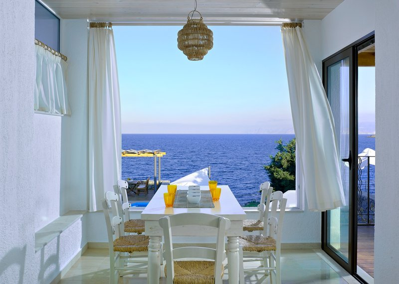 Thalassa Villa 3Bedroom Seafront Private Pool