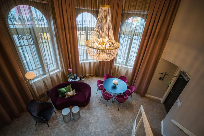 Livingroom Peer Gynt Suite