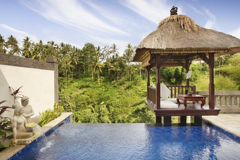 Bali Deluxe Terrace Pool Bale