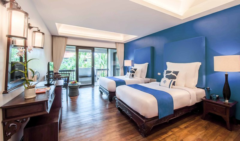 Akyra Phuket Deluxe Suite Twin Bed