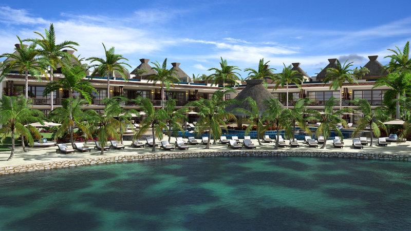 KASA Hotel Riviera Maya Pool