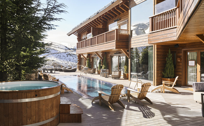 El Lodge Ski Spa