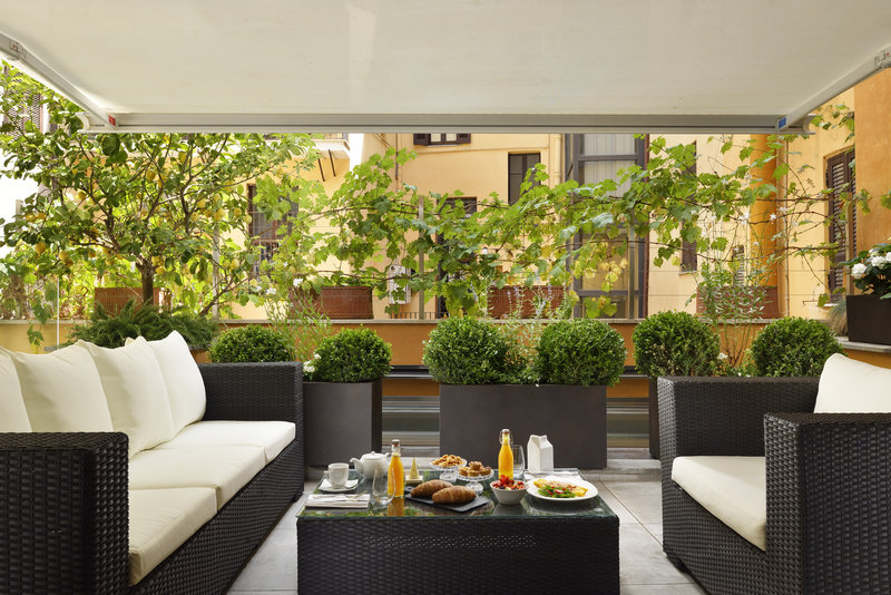 Terrace Deluxe Suite