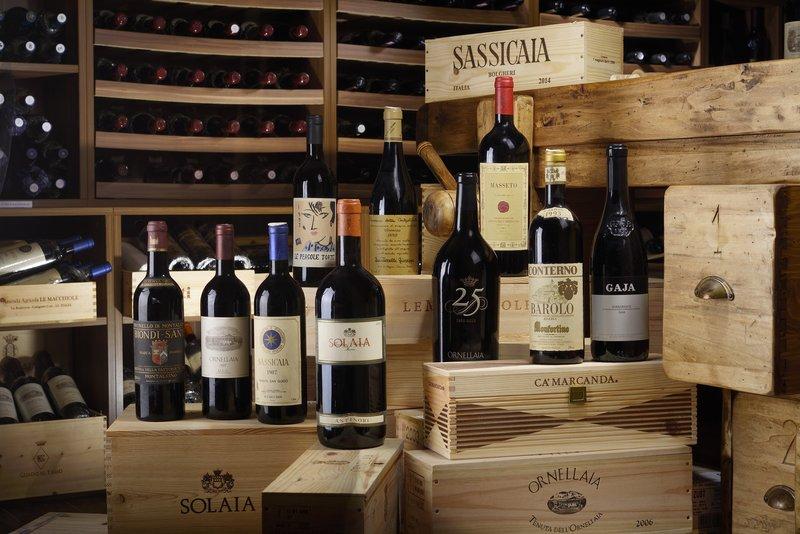 Wine Cellar Italy
