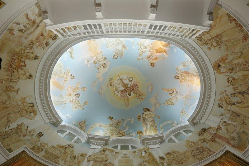 Oval Hall