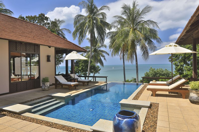 Beach Side Private Pool Villa Two Bedroom