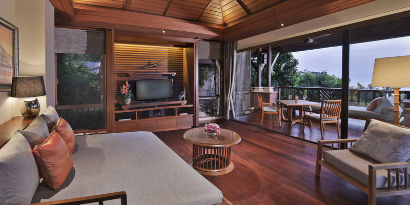Hillside Ocean View Private Pool Villa Two Bedrooms