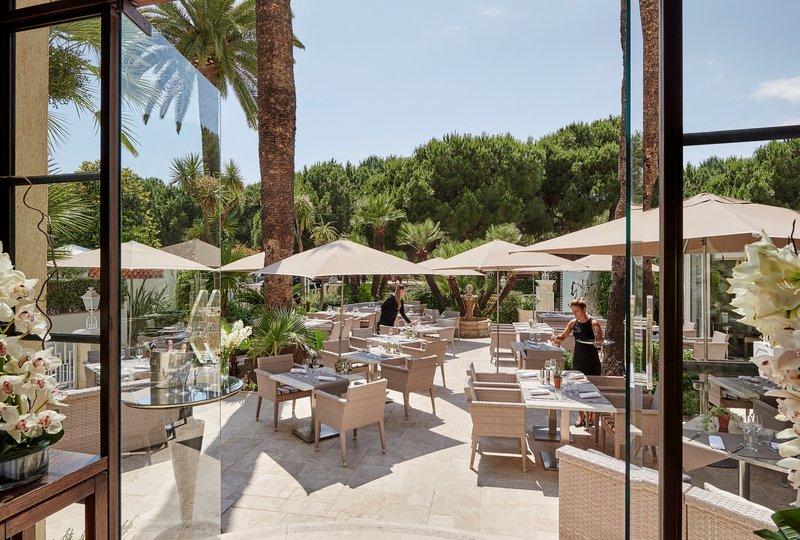 Restaurant Bistro Terrace