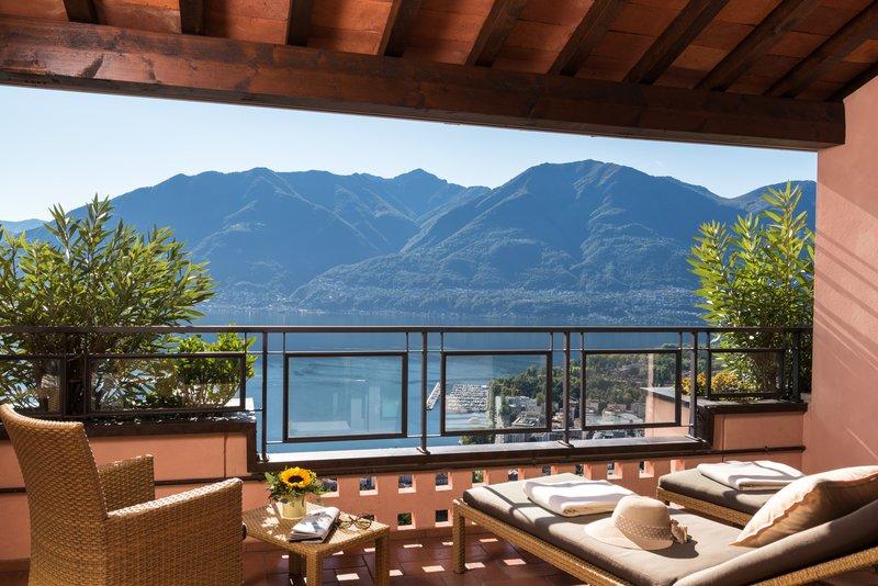 Signature Suite Terrace