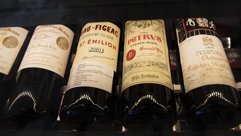 Bail's Best Wine Cellar