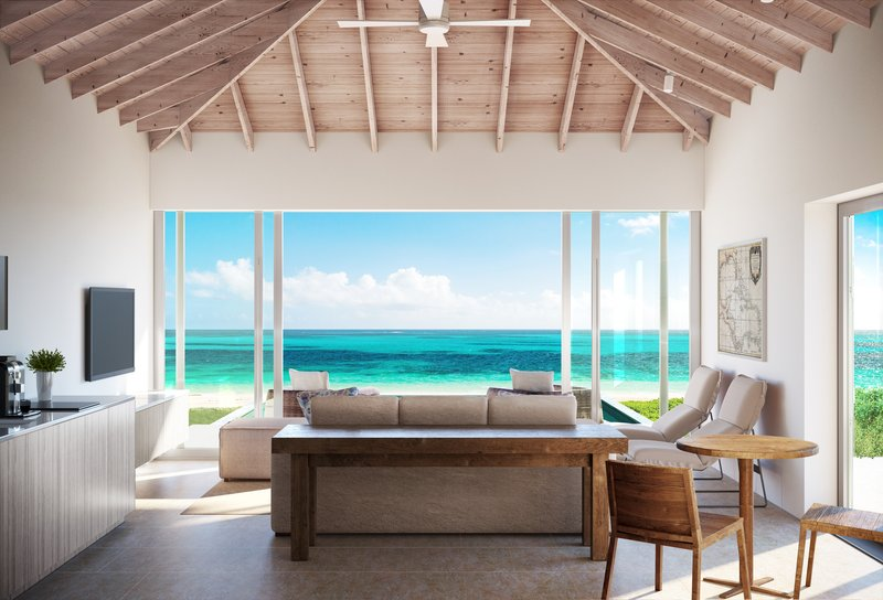 Two Bedroom Beachfront Villa Suite
