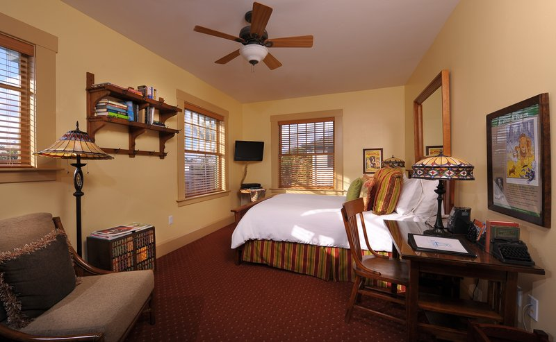 Historic Lodge Guest Room