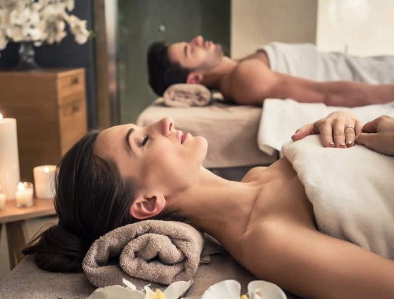 Couples Relaxation Massage
