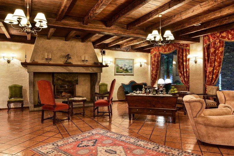 Le Mont Blanc - Lounge