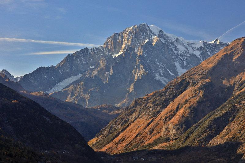 Le Mont Blanc Mont Blanc View