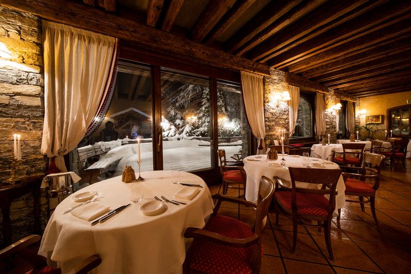 Le Mont Blanc Restaurant