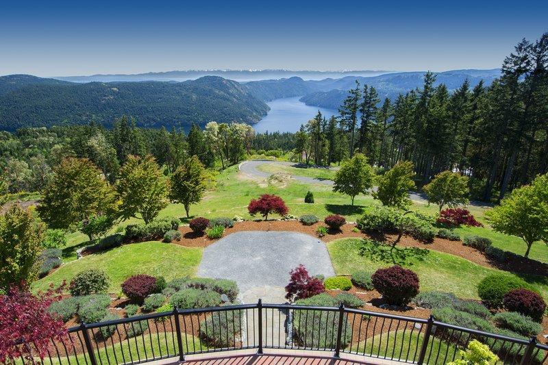 Villa Cielo Penthouse Terrace - View