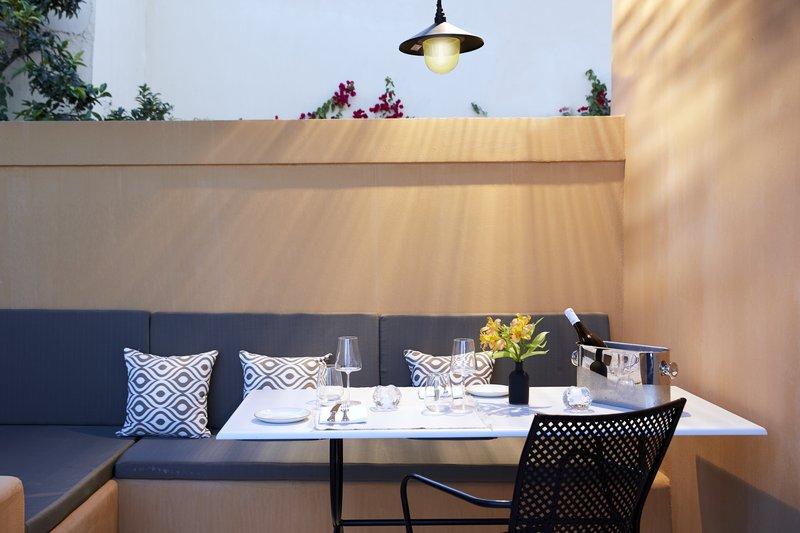 Grand Terrace Dinner