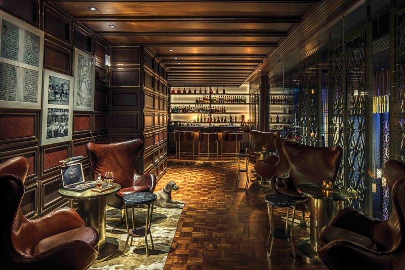 Jack Bains Bar