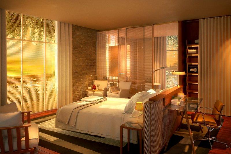 Deluxe Lake View Balcony Room