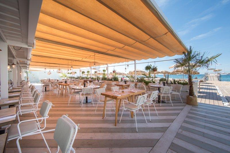 Private beach La Plage 45