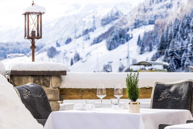 Alpine Views from Hotel Tannenhof