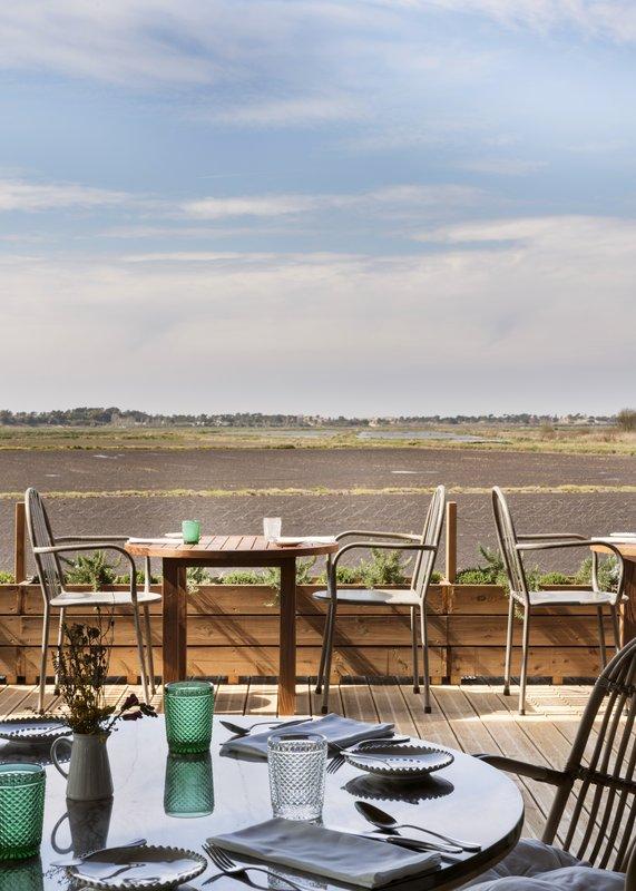 Quinta Da Comporta  - Restaurant - Terrace