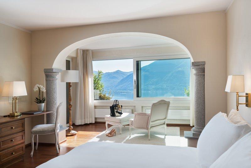 Two Bedroom Suite Bedroom