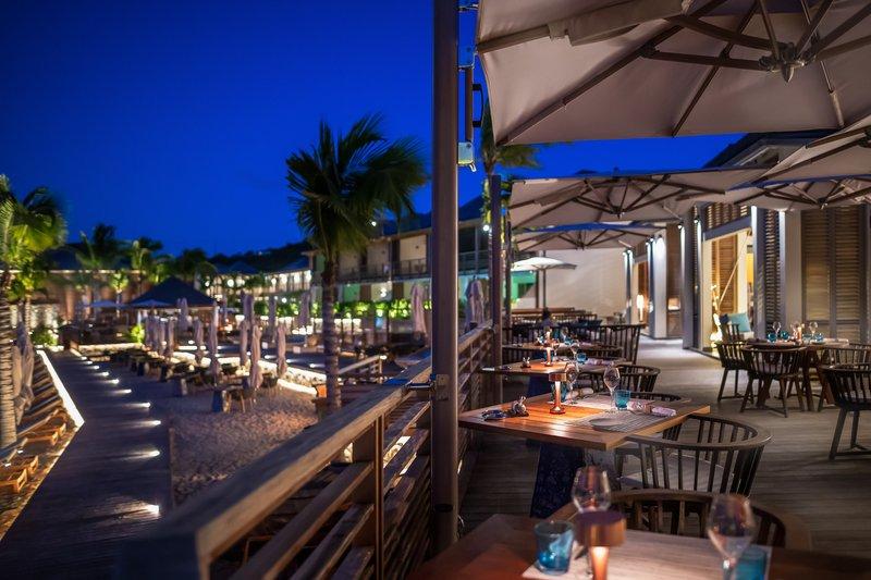Le Barthélemy Hotel & Spa - Aux Amis restaurant