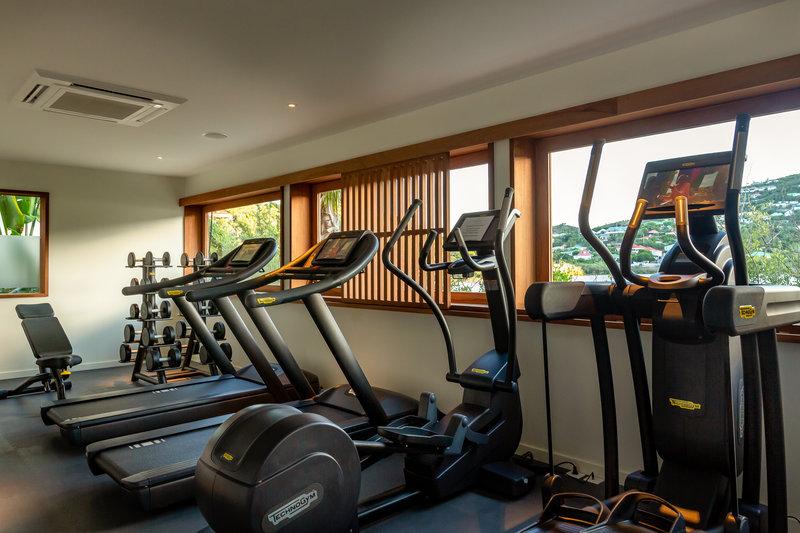 Le Barthélemy Hotel & Spa - Fitness