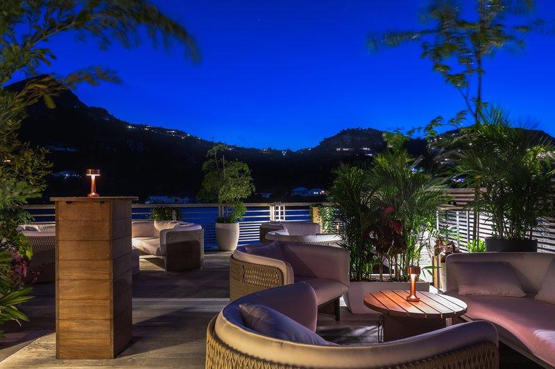 Le Barthélemy Hotel & Spa - Rooftop Bar