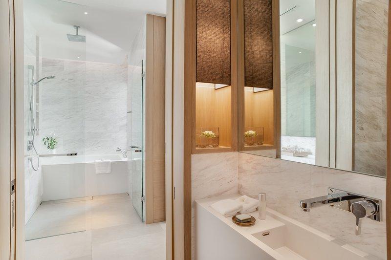 Azure Sea View Penthouse Private Pool Bathroom