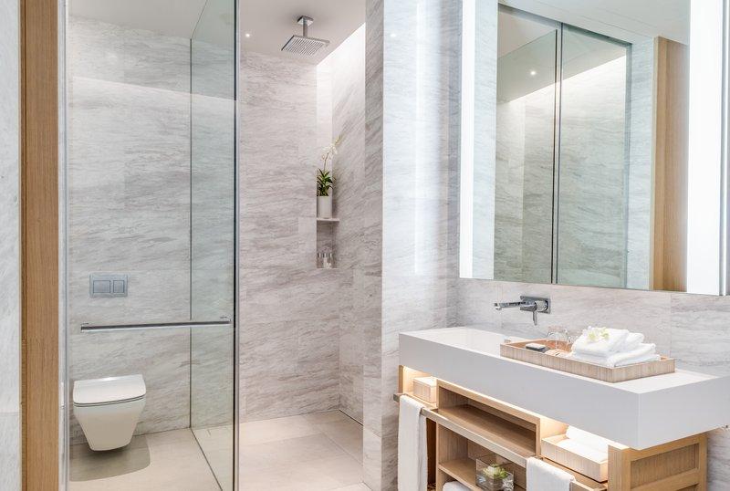 Azure Suite Bathroom