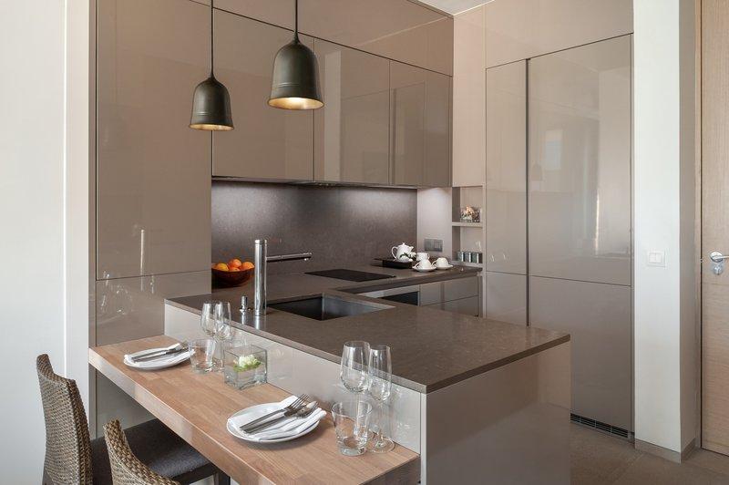 Azure Suite Kitchen