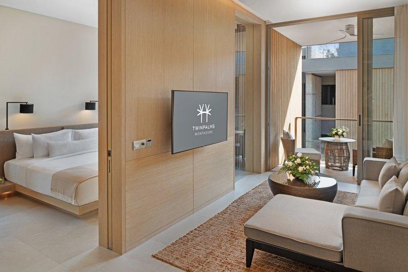 Azure Suite Living Room