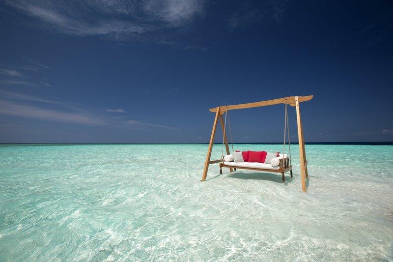 Baros Maldives Sandbank