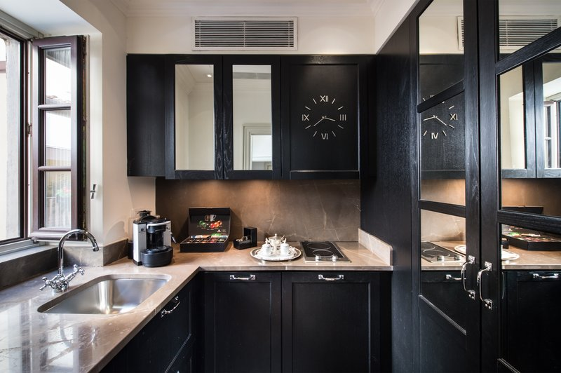 Kitchen Deluxe Dante Alighieri