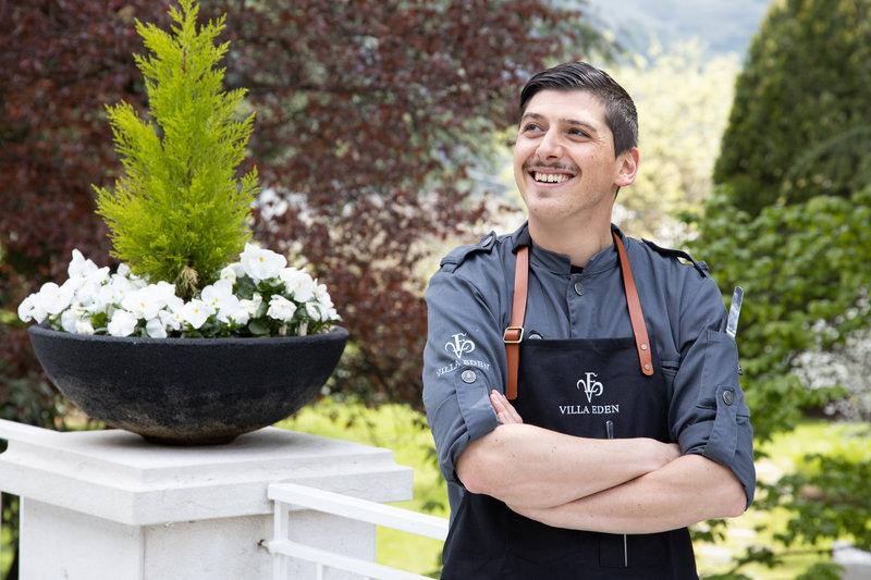 Chef Phillipp Hillebrand