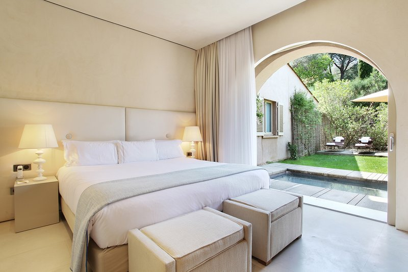 Elegance Room with Plunge Pool