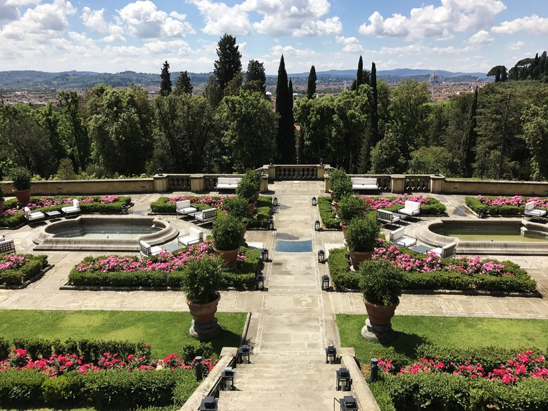 Il Salviatino Garden