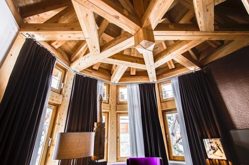 Duplex Superior Floor Bedroom
