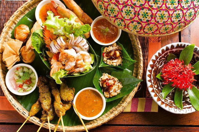 Tongsai Platter