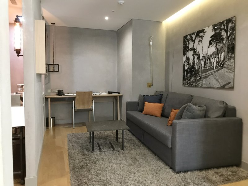 Corner Suite with Sofabed